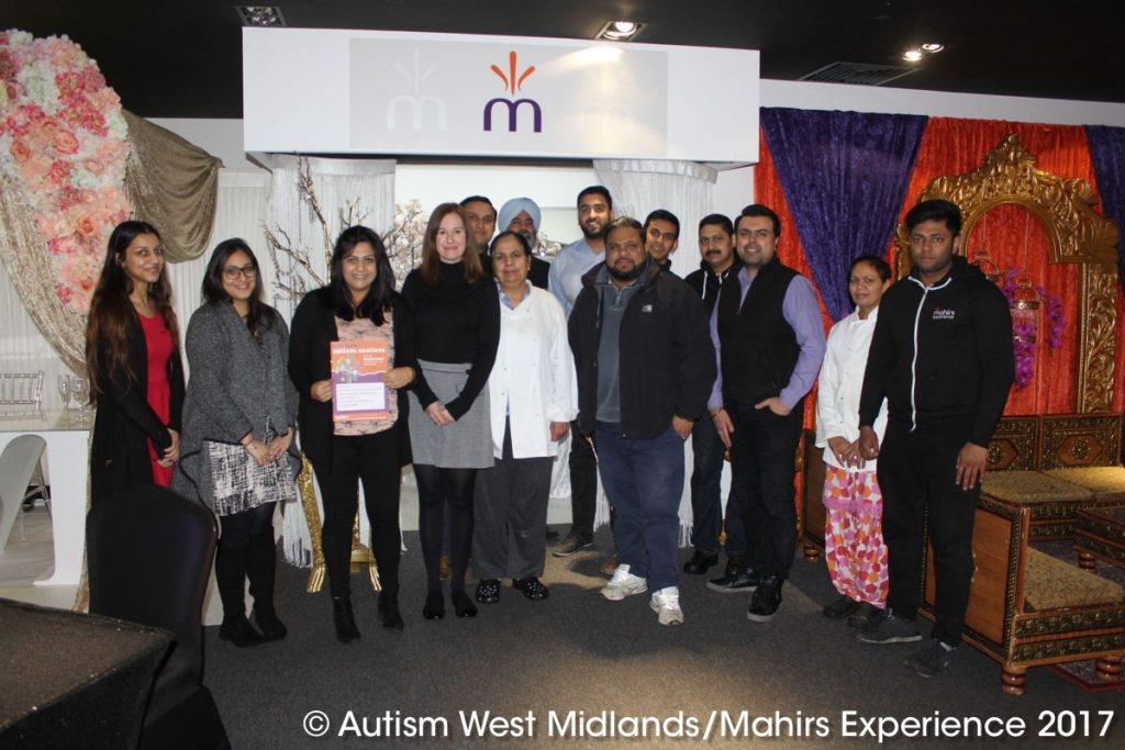 Autism West Midlands Charity of the Year