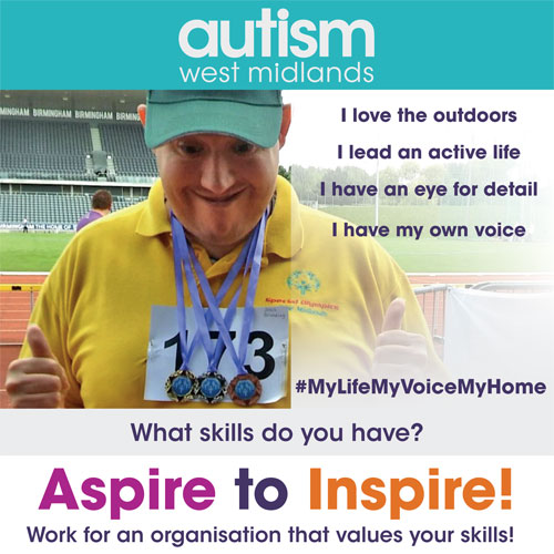 Support Worker Aspire to Inspire