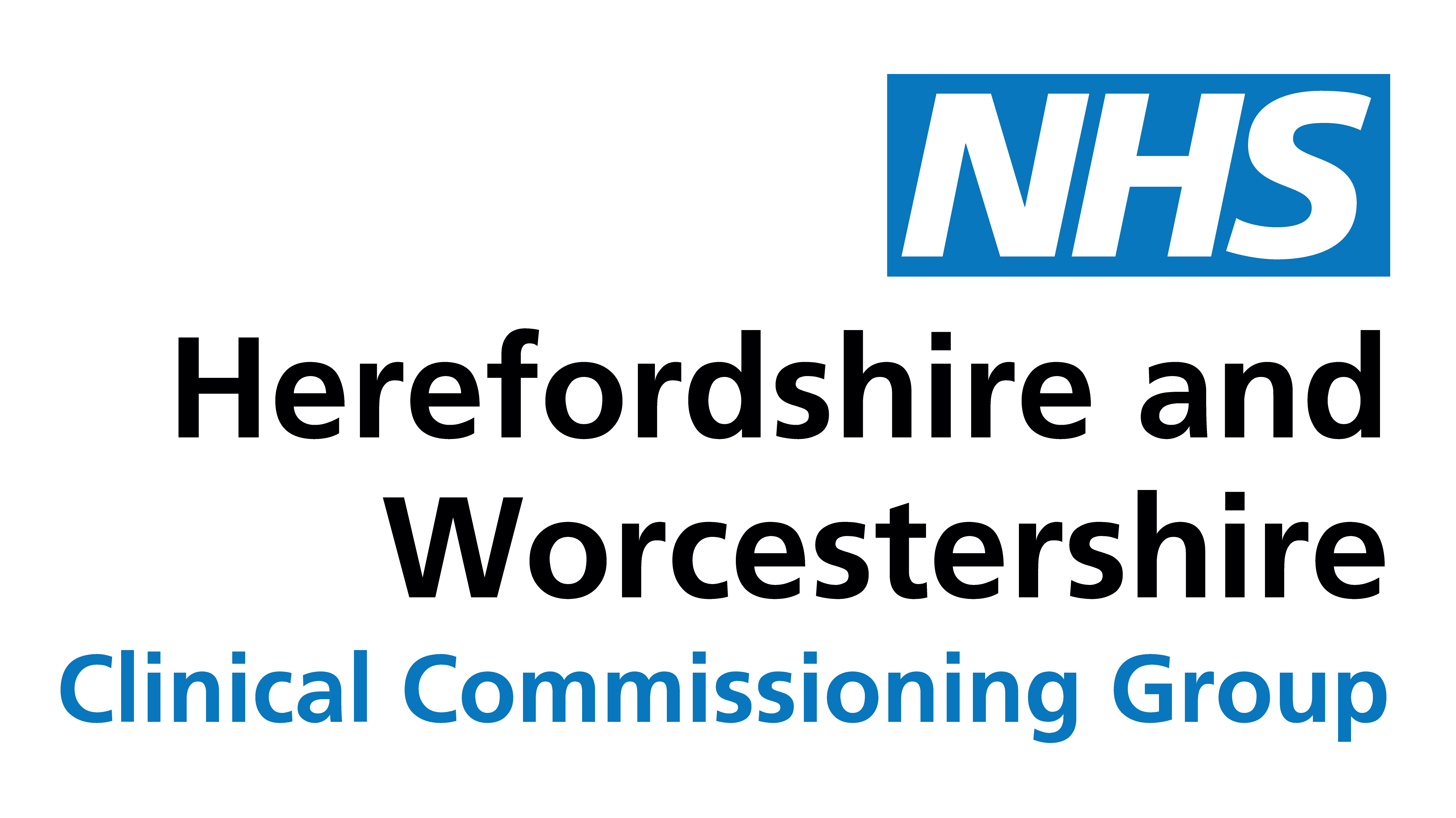 Herefordshire and Worcestershire CCG Logo