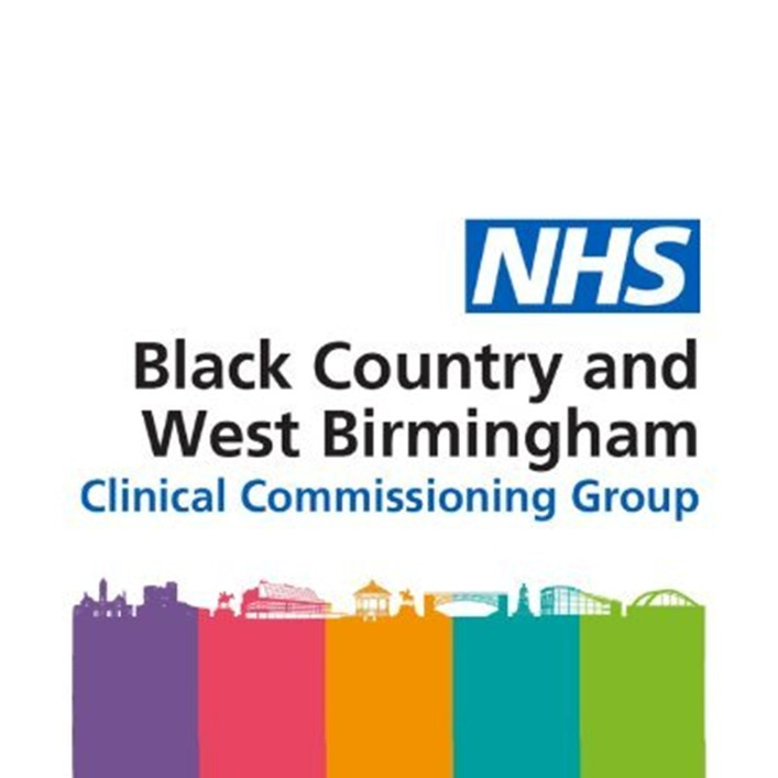 Black Country and West Birmingham Clinical Commissioning Group Logo